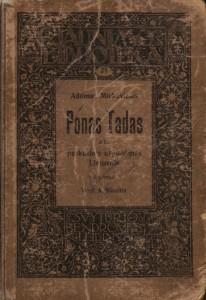 """24 pav. Mickiewicz, Adam. """"Ponas Tadas, arba Paskutinis užpuolimas Lietuvoje""""  (Kaunas, 1924)."""