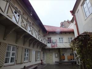1 pav. Vilniaus universiteto bibliotekos Adomo Mickevičiaus muziejus (Bernardinų g. 11)