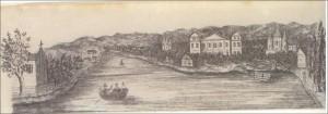 23 pav. Juozapas Ozemblovskis. Antakalnis. 1845. Litografija