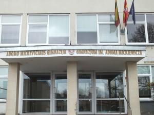 19 pav. Vilniaus Adomo Mickevičiaus gimnazija (Kruopų g. 11)