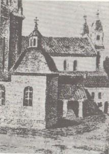 29 pav. 1823 m. spalį už veiklą filomatų draugijoje kartu kitais draugijos nariais A. Mickevičius buvo suimtas ir įkalintas šiame kalėjime