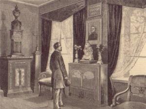 """2 pav. Kambarys, kuriame buvo parašyta """"Gražina"""""""