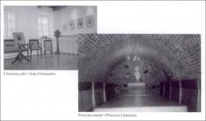5 pav. Vilniaus universiteto Adomo Mickevičiaus muziejaus salės